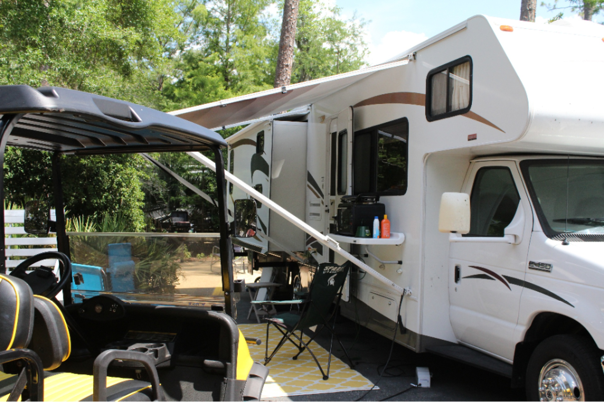 Why Camp at Fort Wilderness Campground