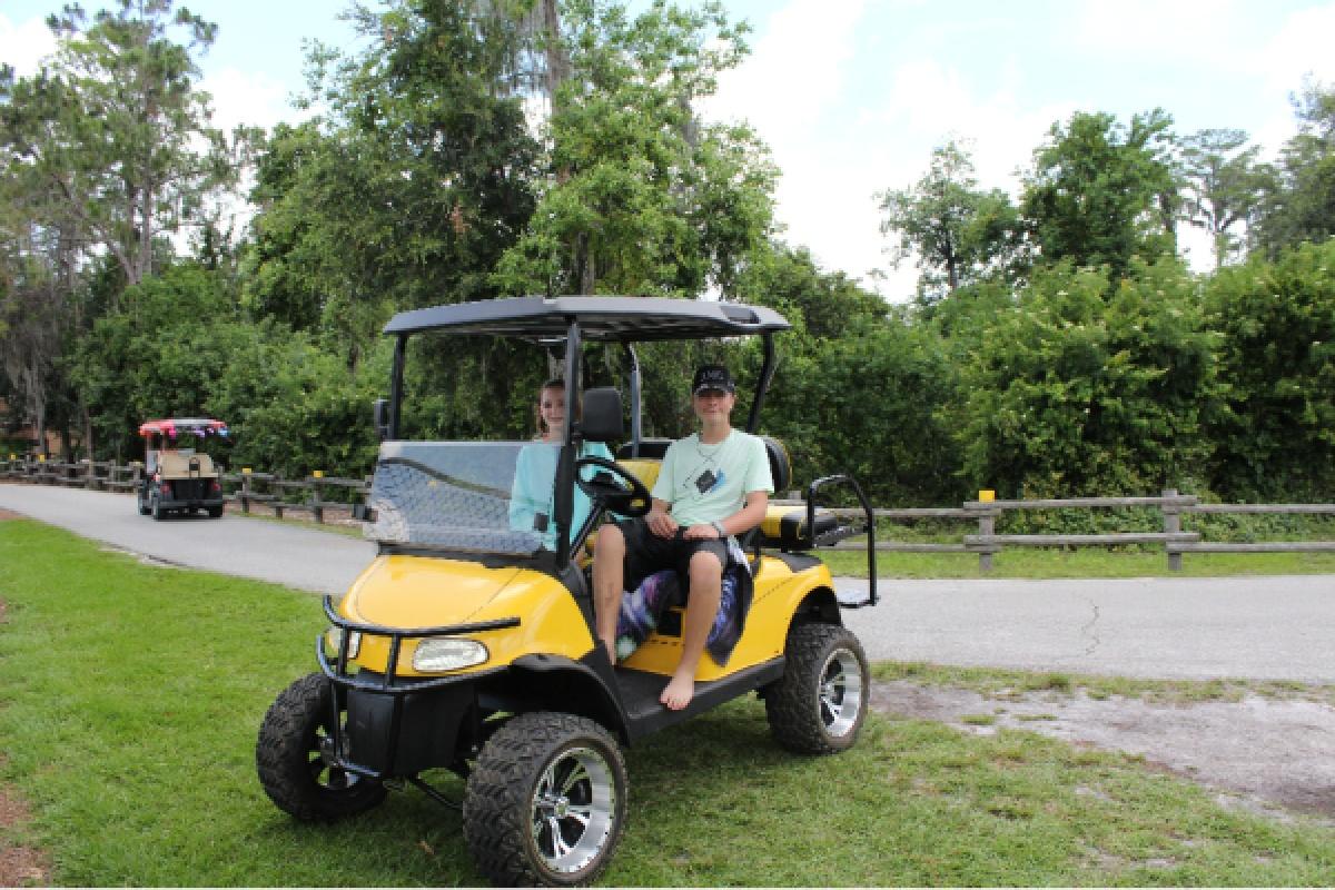 Activities at Disney's Fort Wilderness Campground