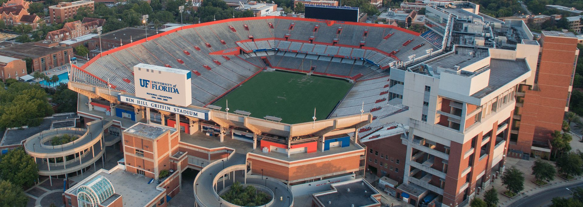 Things to Do in Gainesville Ben Hill Griffin
