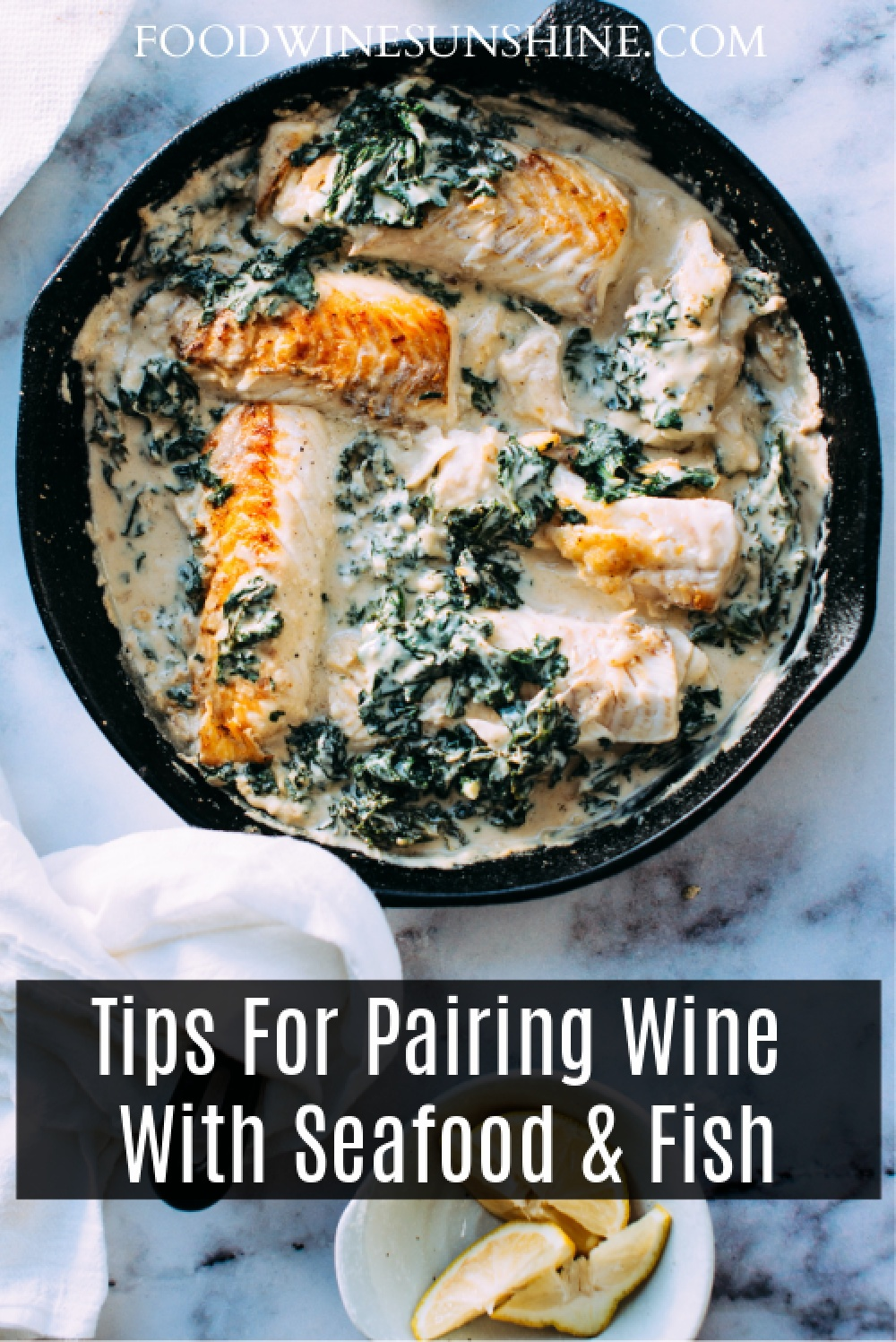 How To Pair Wine With Seafood