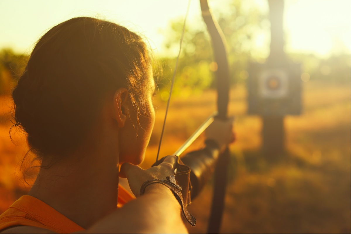 How to get kids involved in archery in Florida