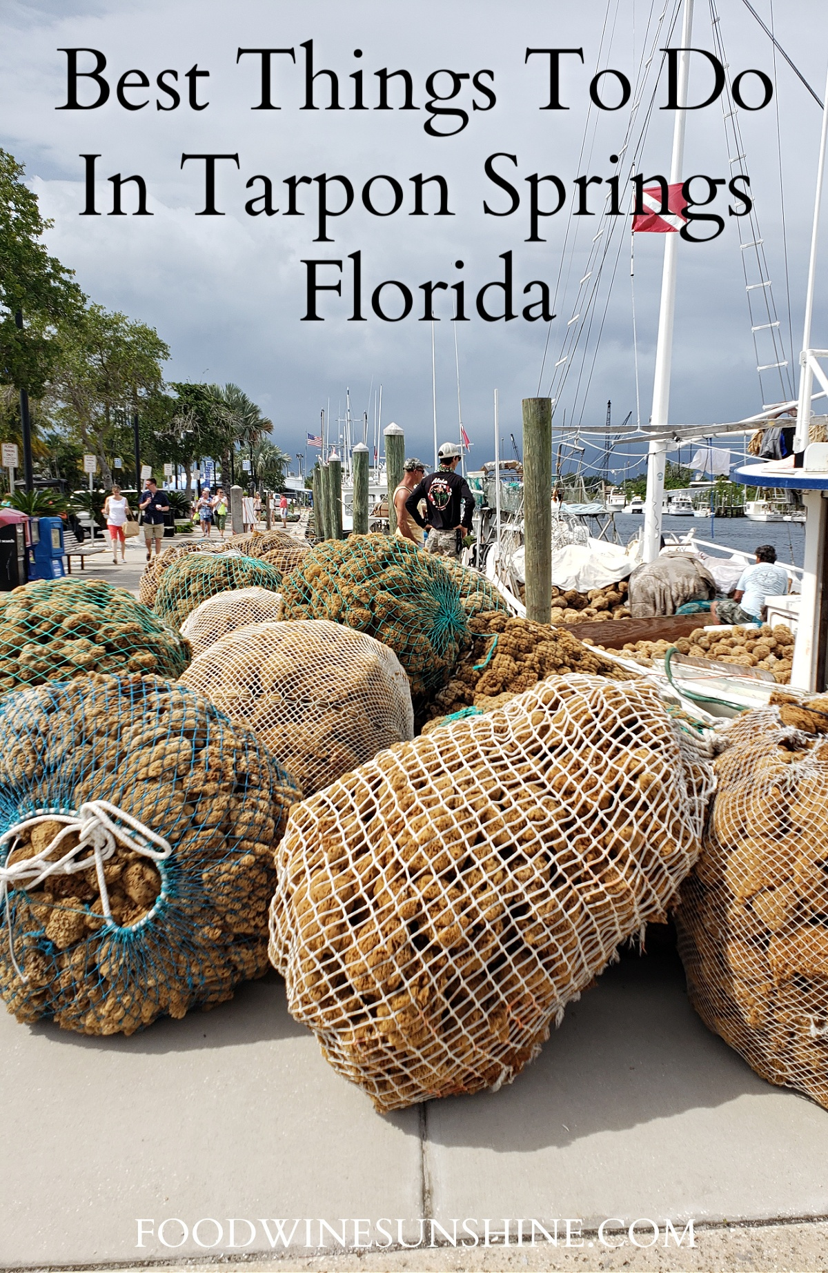 What are the best Things To Do In Tarpon Springs