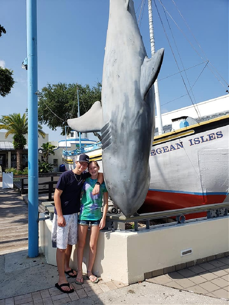 Things To Do In Tarpon Springs for families