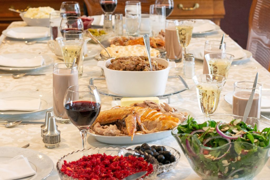 Best Wines To Go With Turkey Thanksgiving
