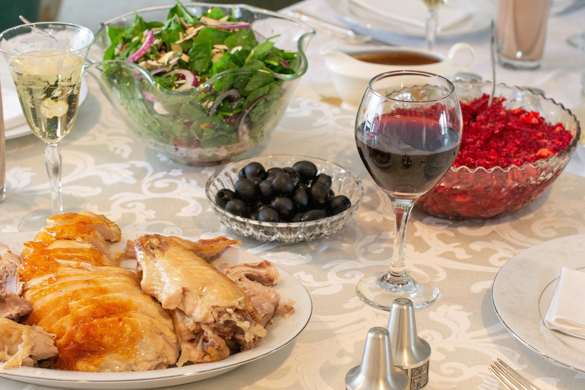 Best Wines To Go With Turkey
