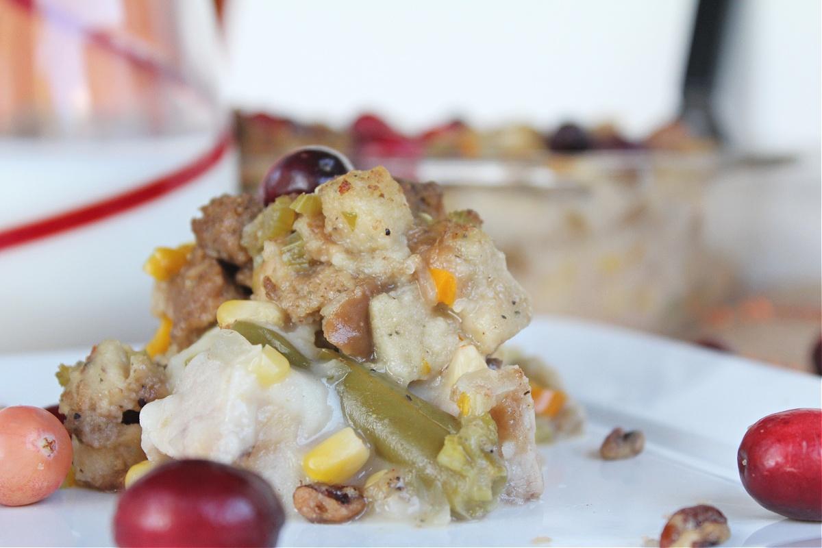 Easy Thanksgiving Leftover Recipe