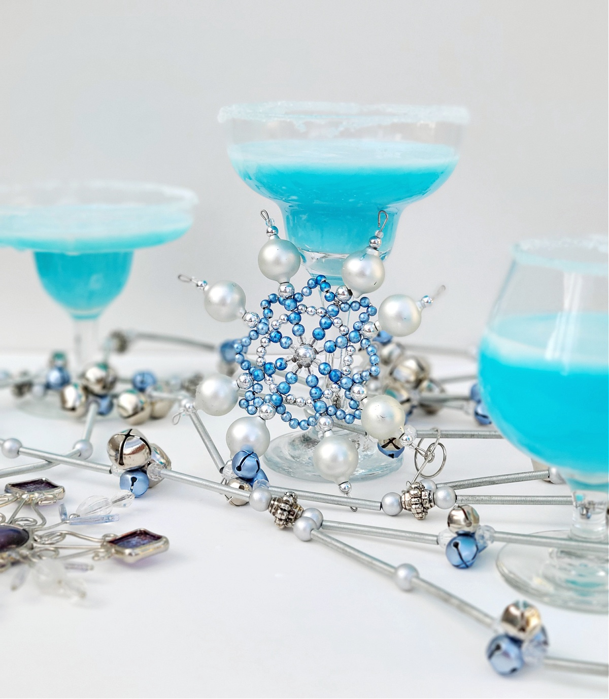Florida Snowflake Vodka Cocktail
