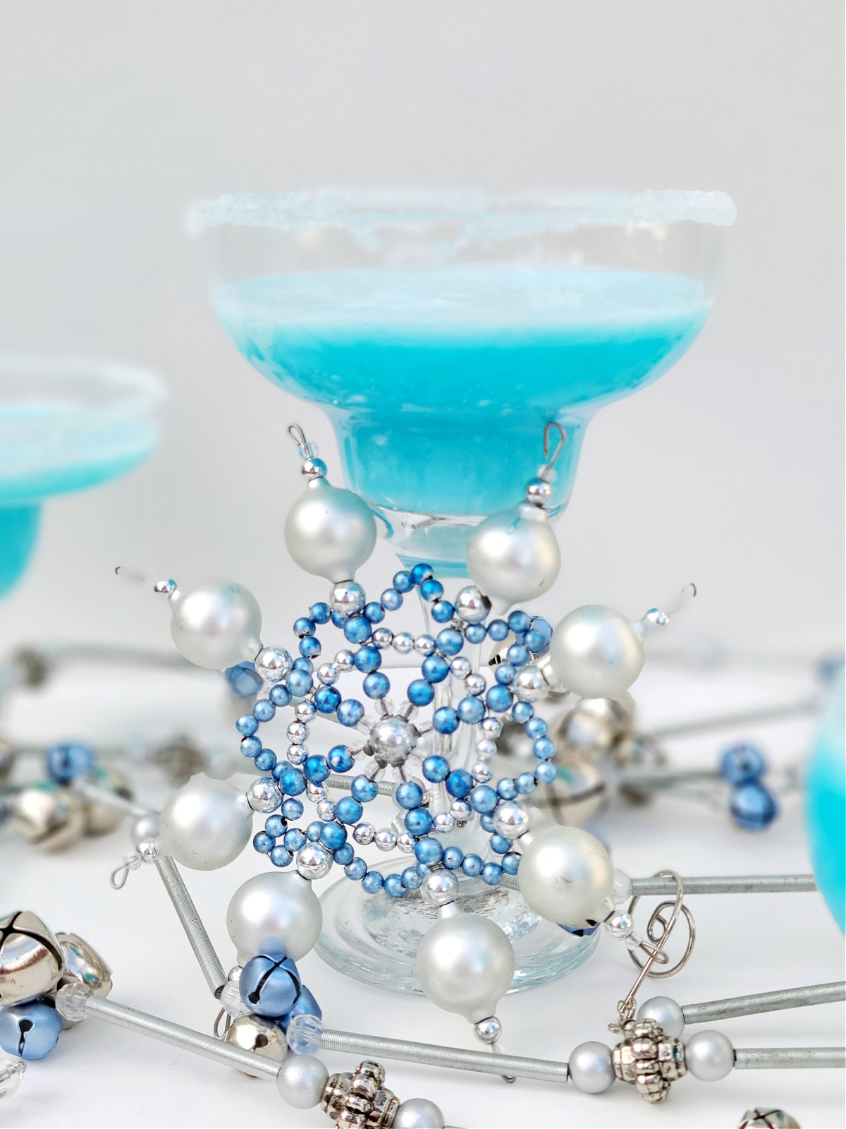 Best Frosted Snowflake Cocktail