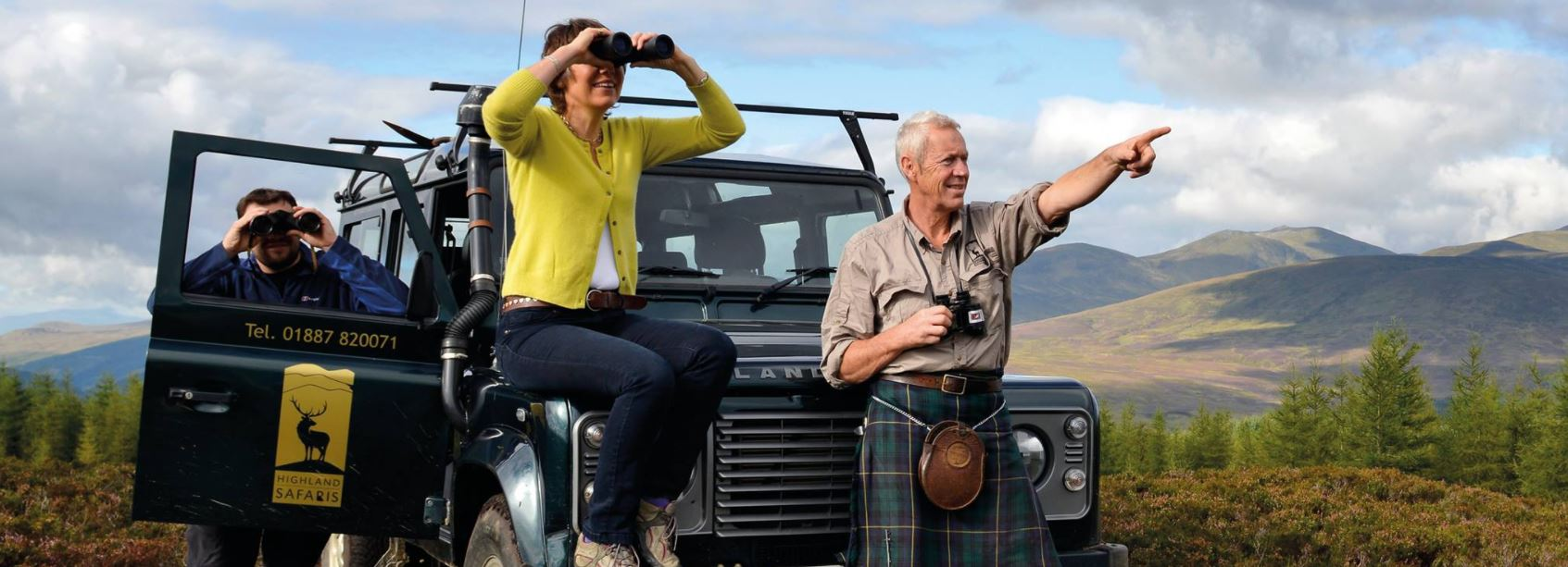 Top Things To Do In Perthshire