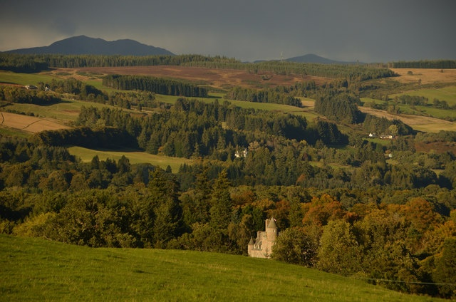 Top Things To Do In Perthshire Scotland