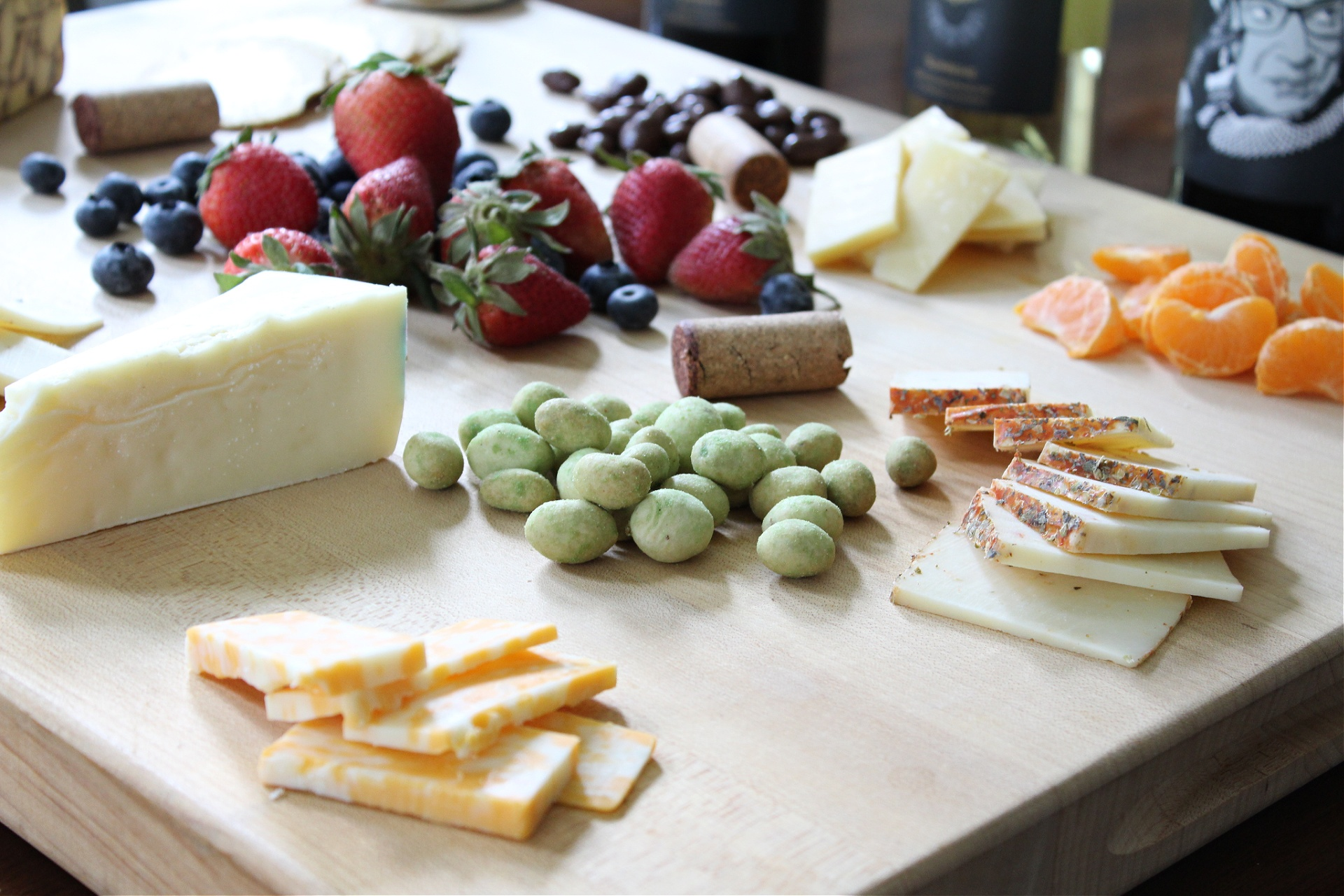 Hosting A Cheese and Wine Tasting