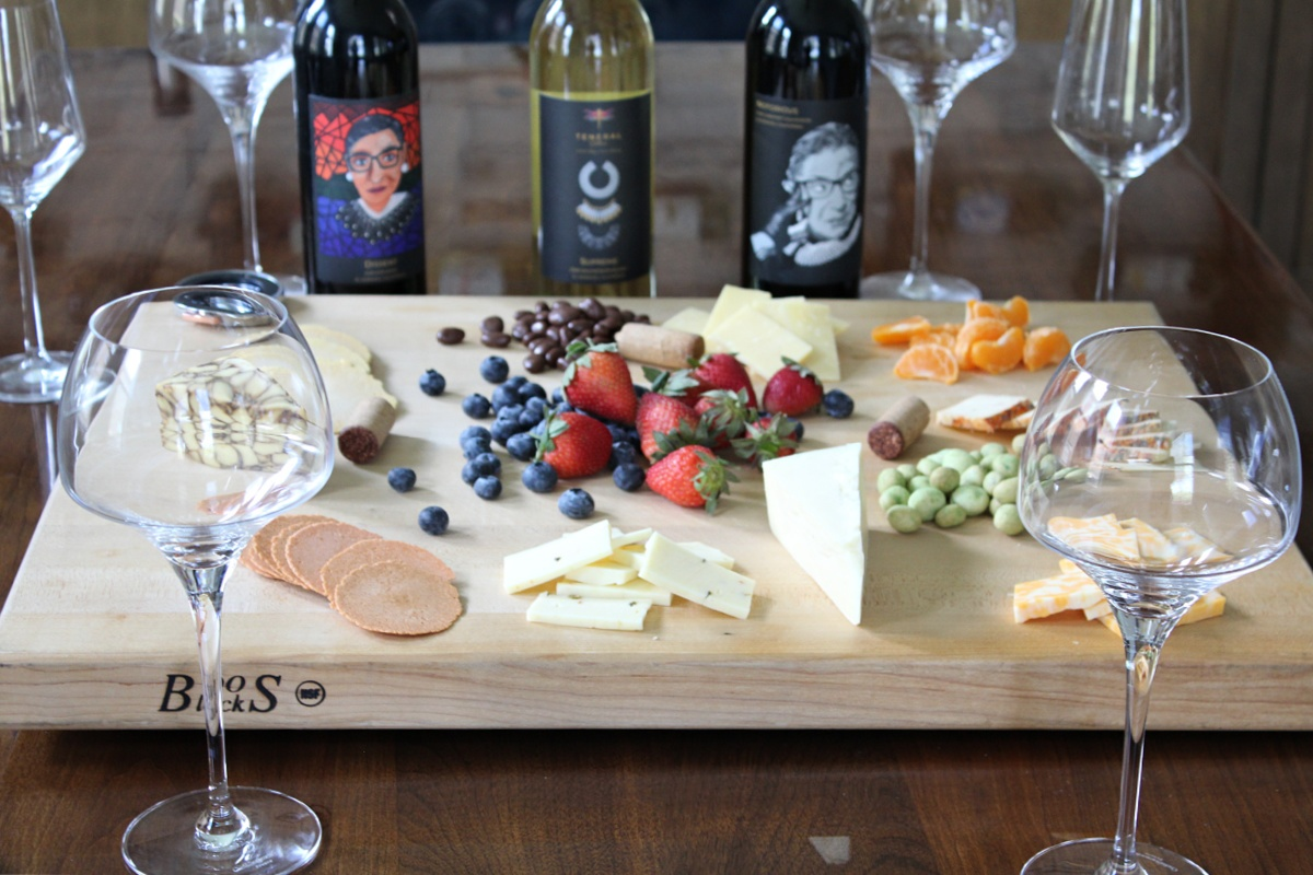 Hosting A Wine and Cheese Tasting Party