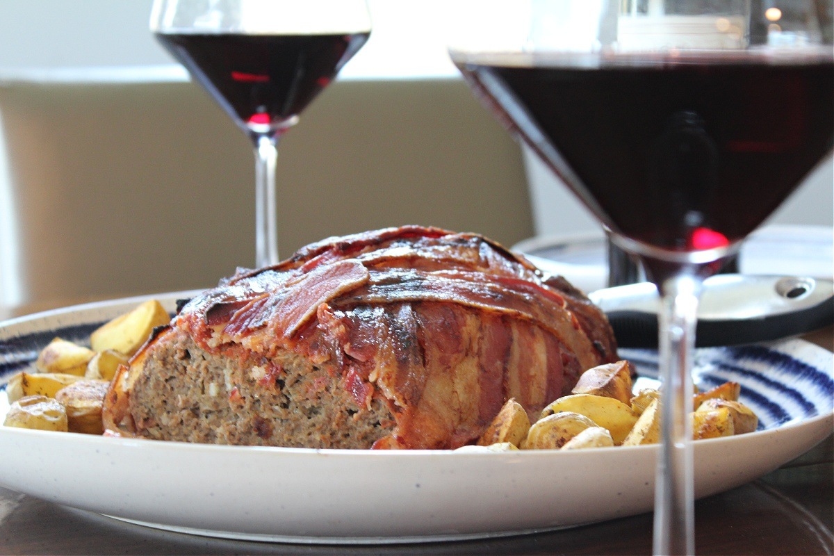 What wine to pair with Meatloaf