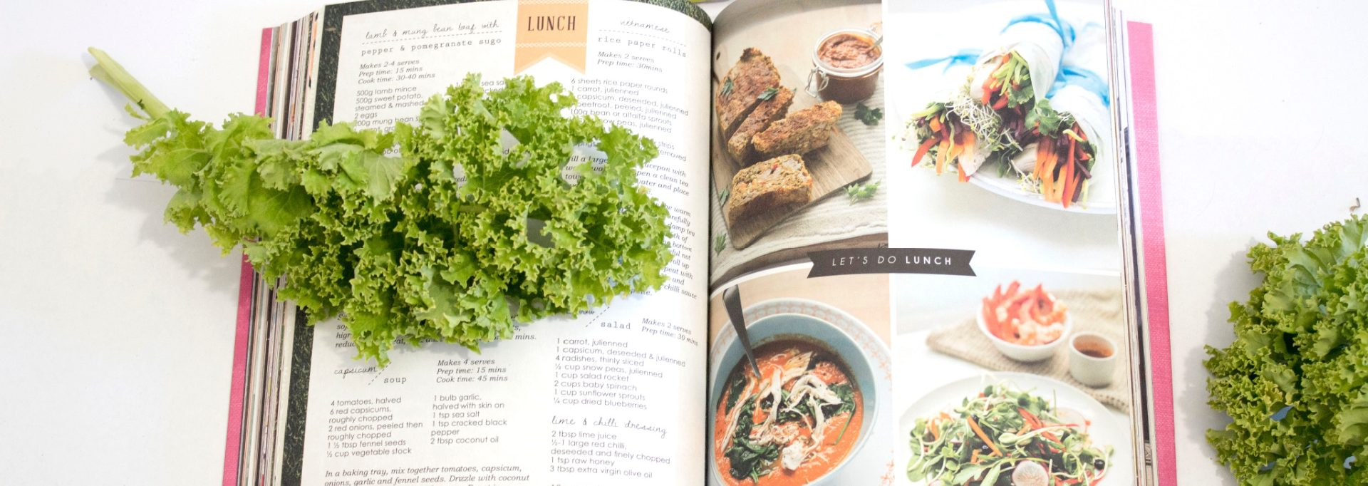 Starting Healthy Lifestyle Cookbook