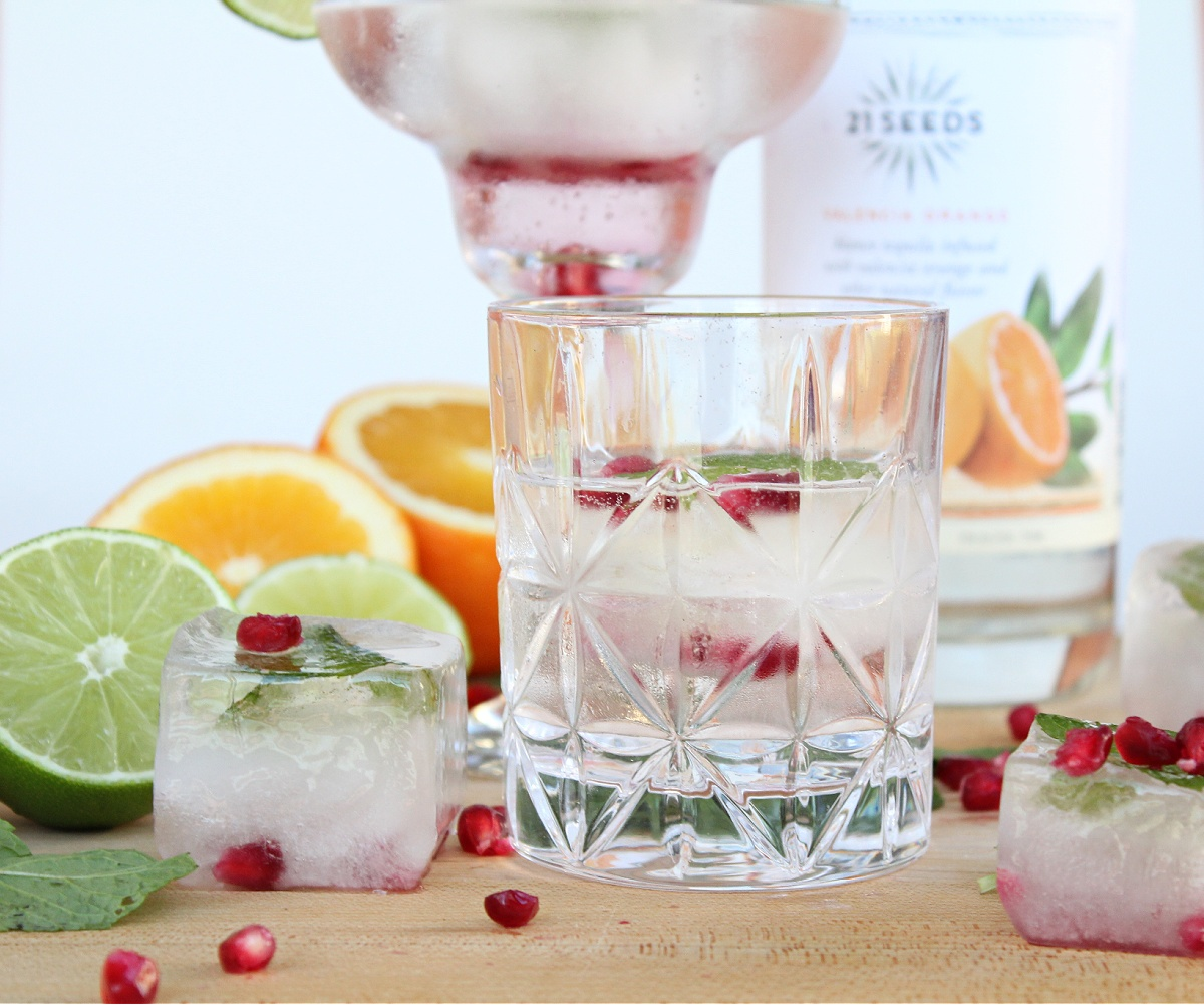 How to make the best tequila spritzer