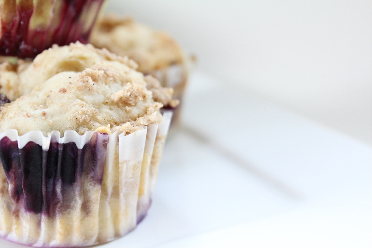 Best Healthy Blueberry Muffins