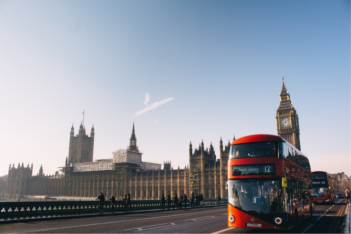 Things To Do When Visiting London For The First Time