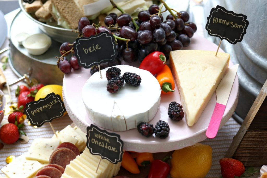 Wine Cheese Pairings