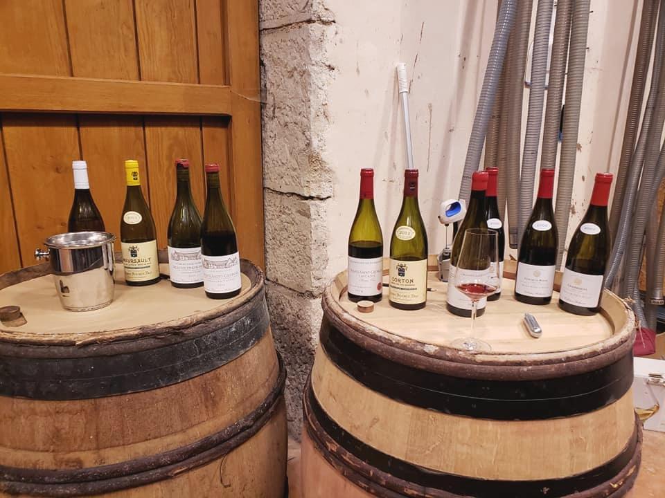Wine Tasting Etiquette In France