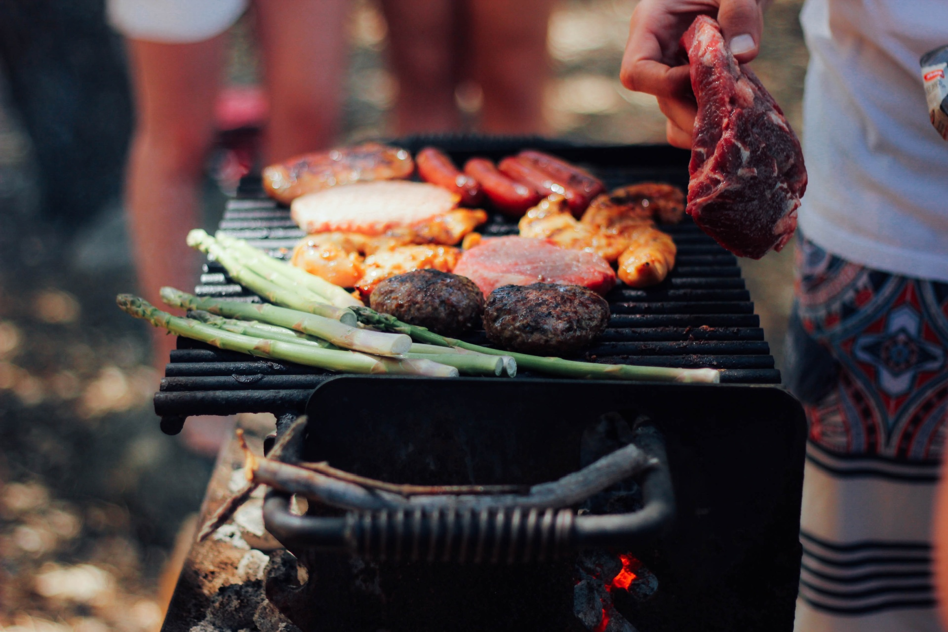 How to pair wine with bbq