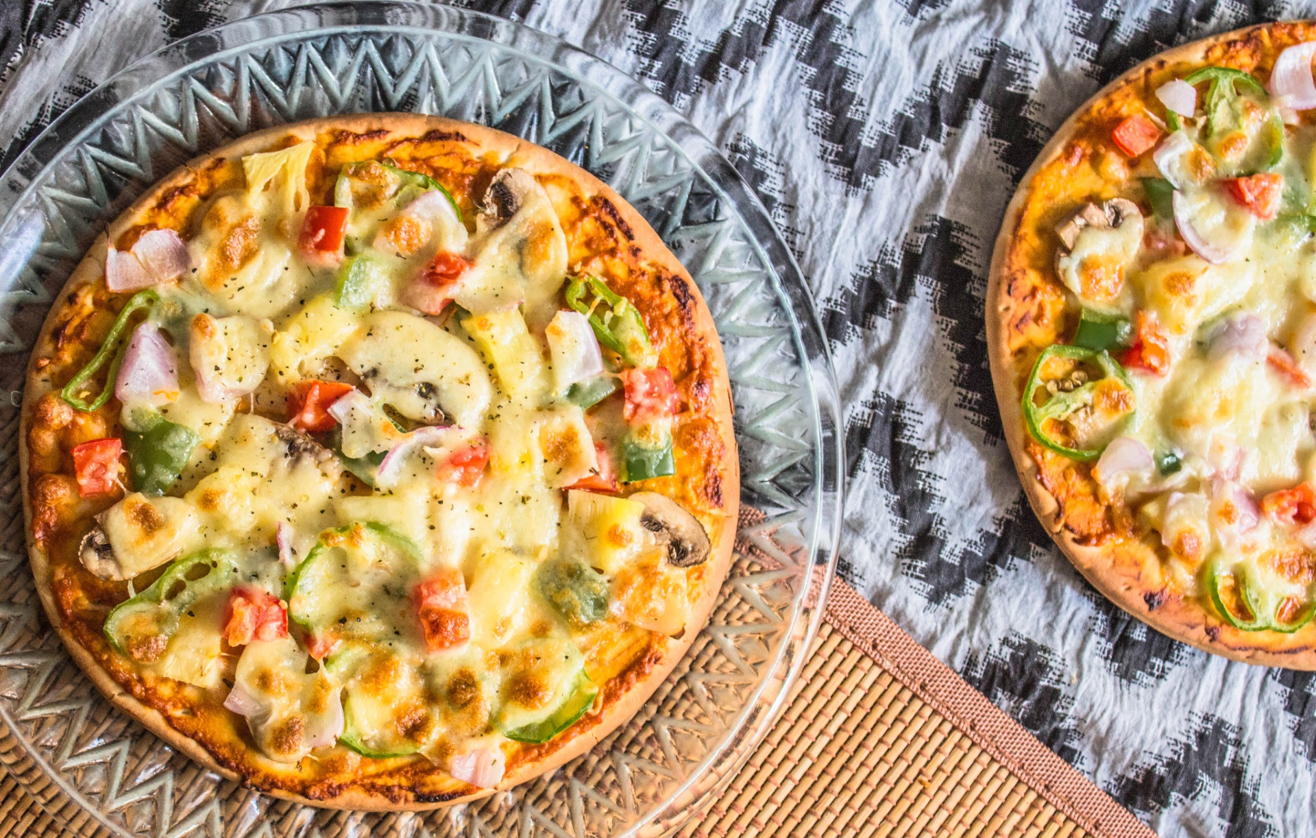 How to make the best Vegetarian Pizza