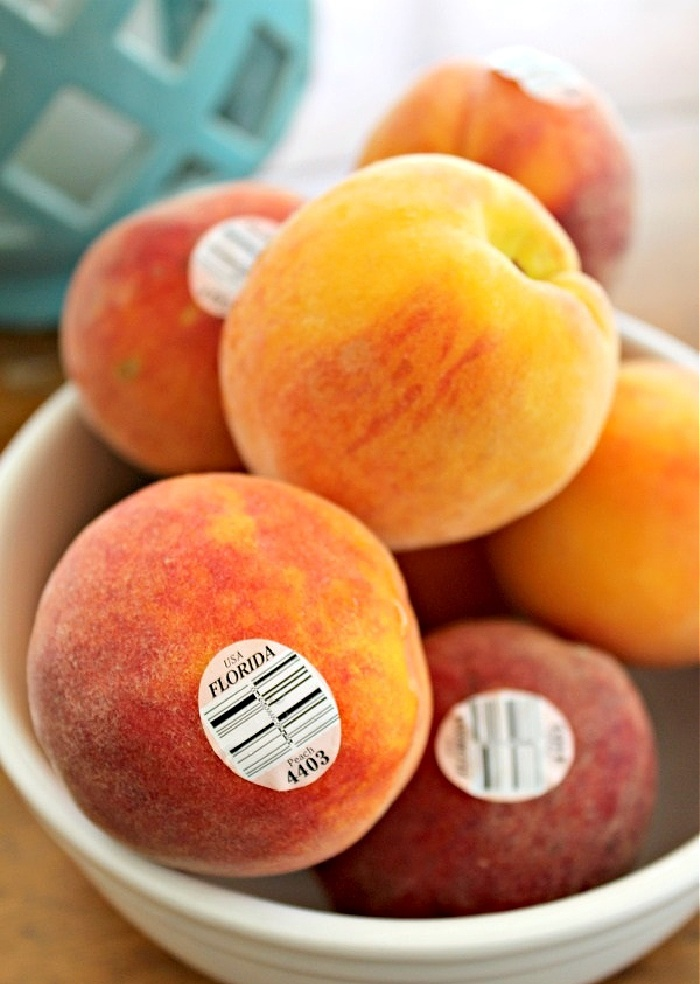Best Peach Recipes To Make This Florida Peach Season