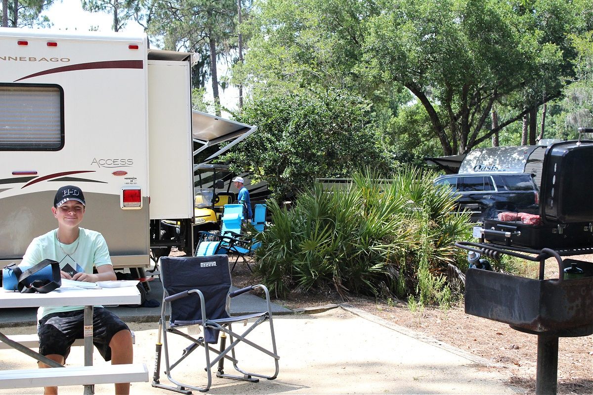 Things To Do At Disney's Fort Wilderness Campground