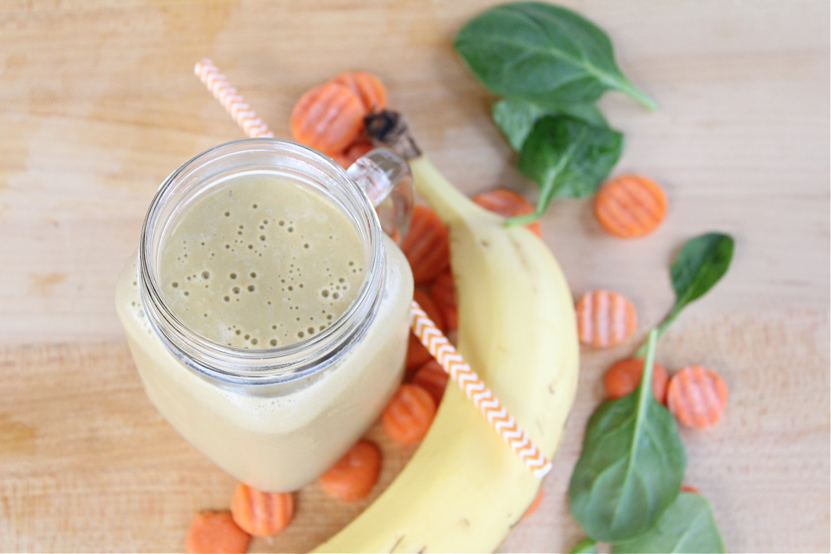 Healthy Smoothies with dairy