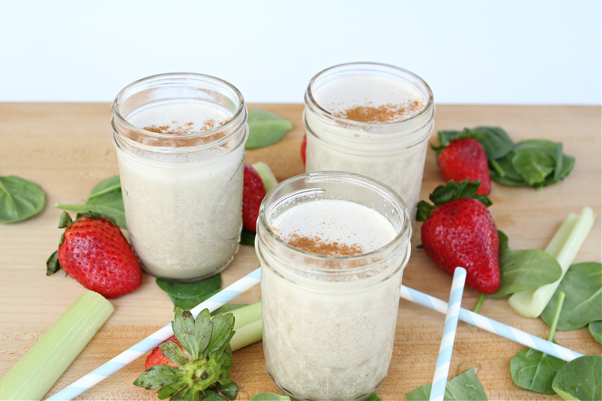 Best Healthy Smoothies with milk