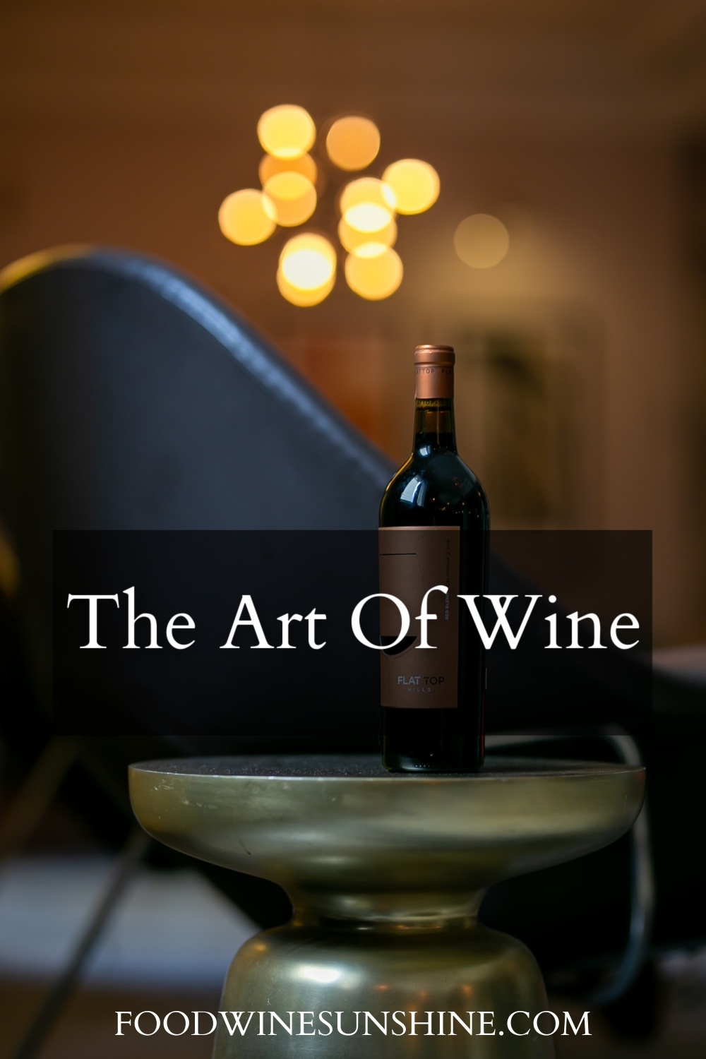 What is the art of wine