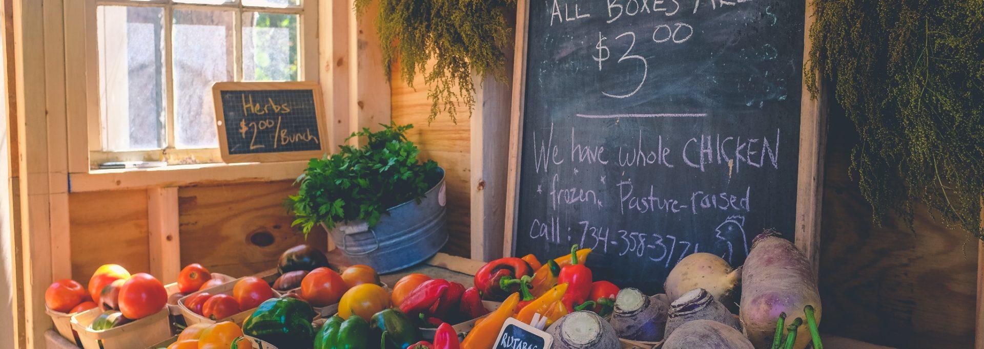 Tips For Storing Fresh Produce