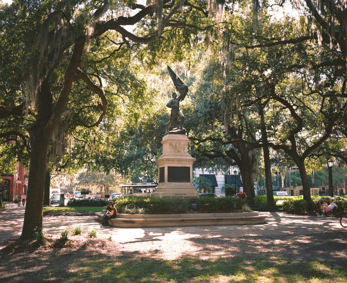 Planning A Weekend In Savannah