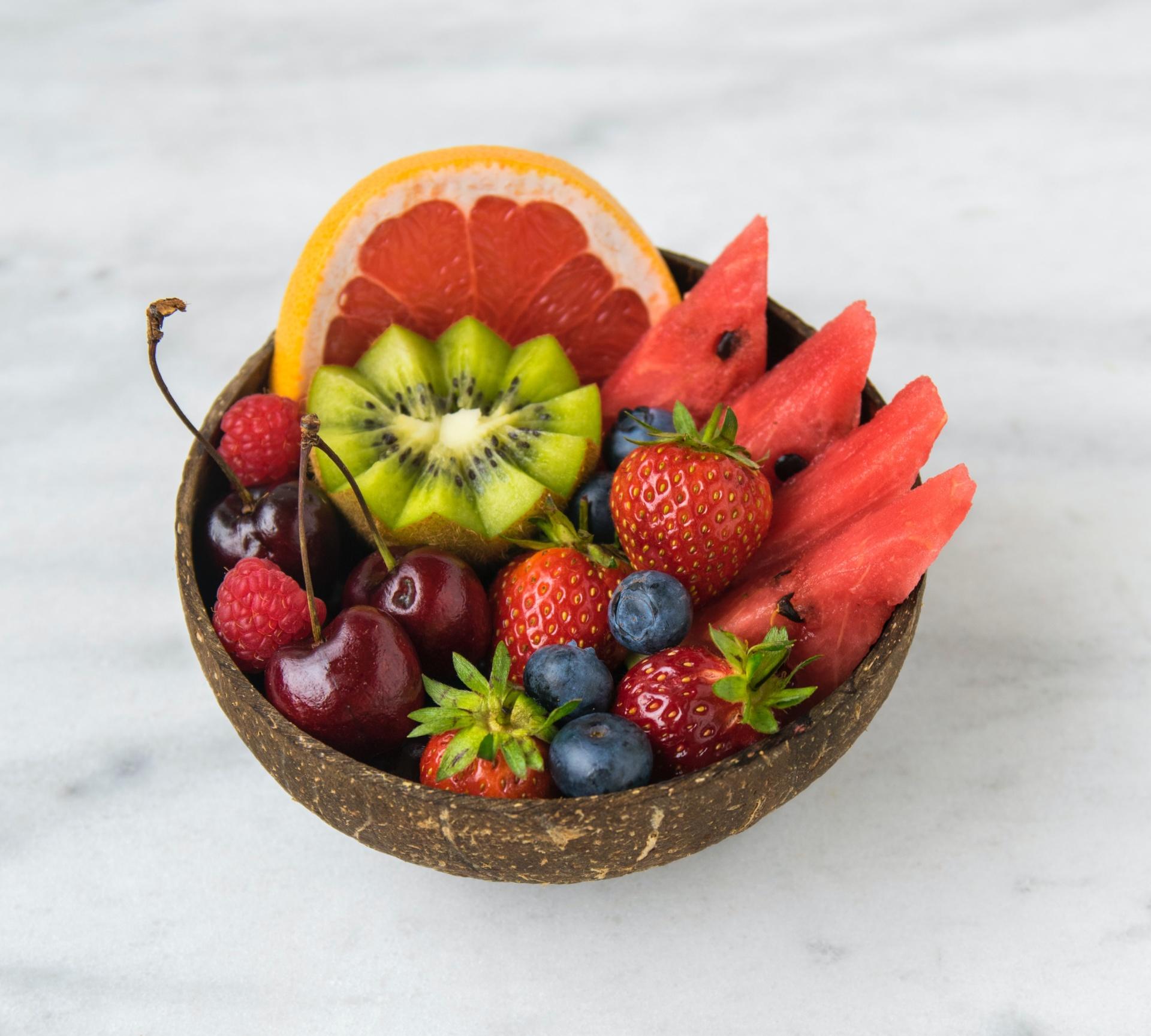 Health benefits of eating fruit