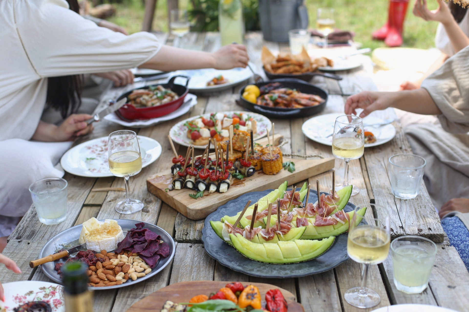 Simple Outdoor Entertaining Tips