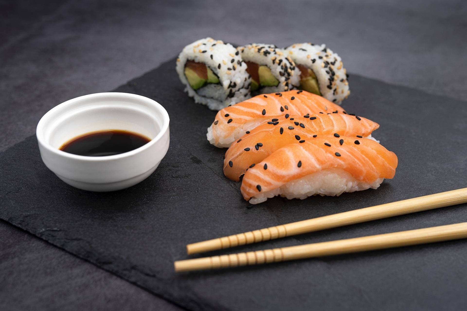 how do you make sushi?