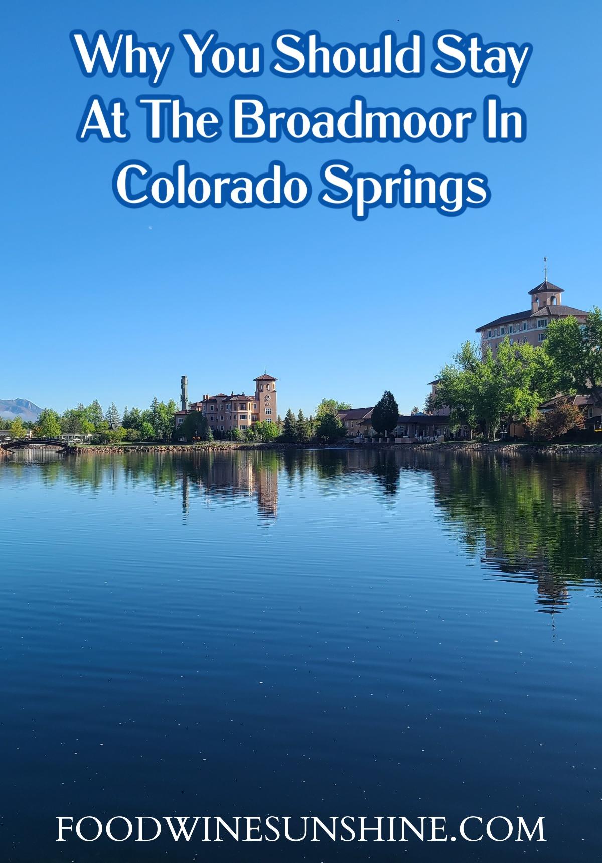 Luxury Resorts In Colorado Springs