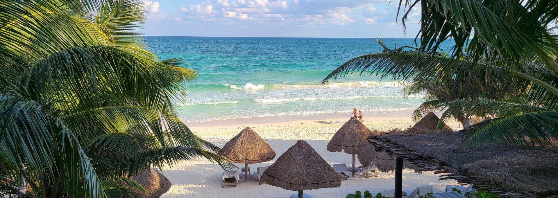 Best Beaches in Cancun Tulum