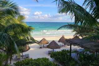 Best Beaches in Cancun Tulum