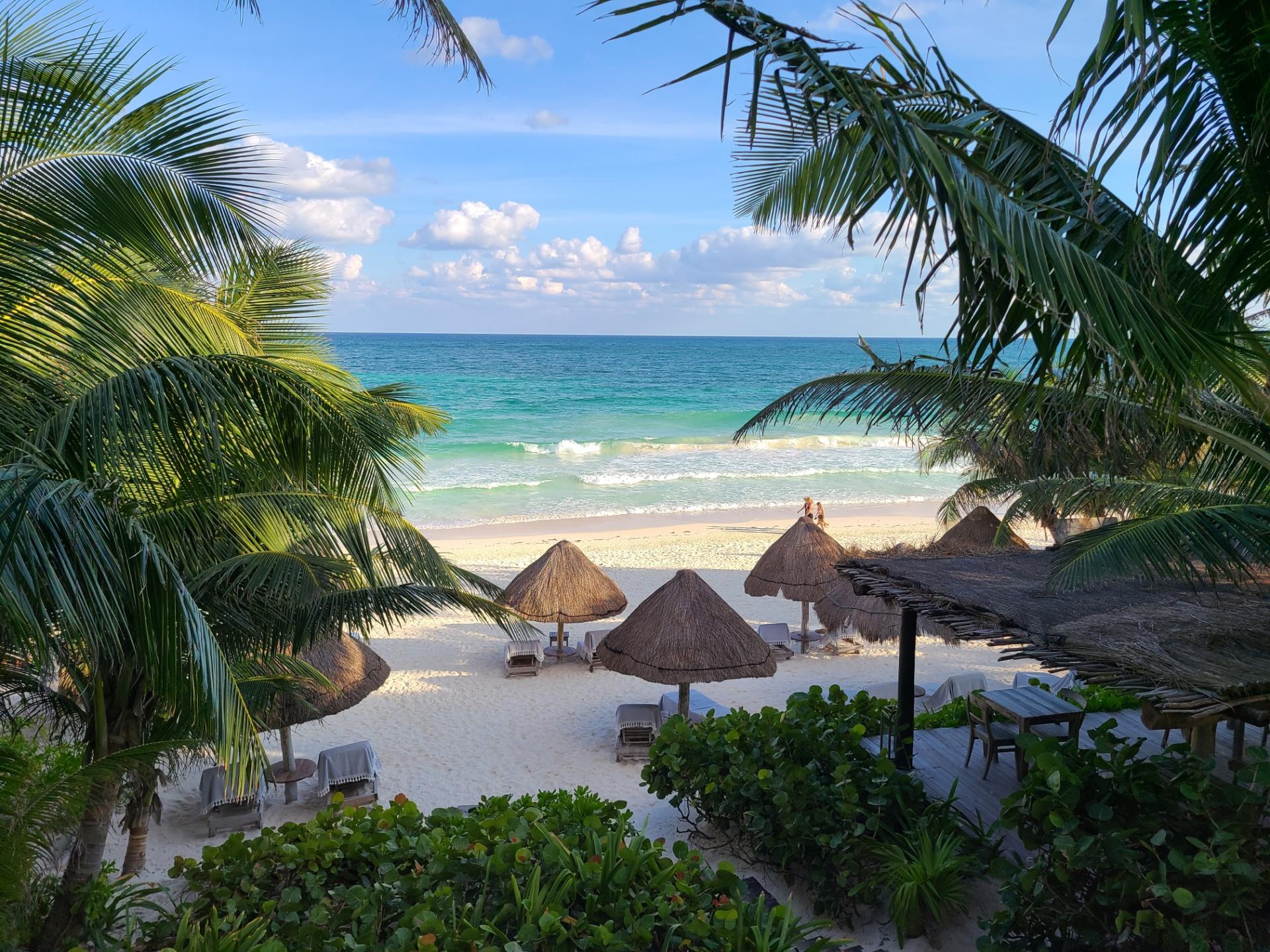 Top Beaches in Cancun