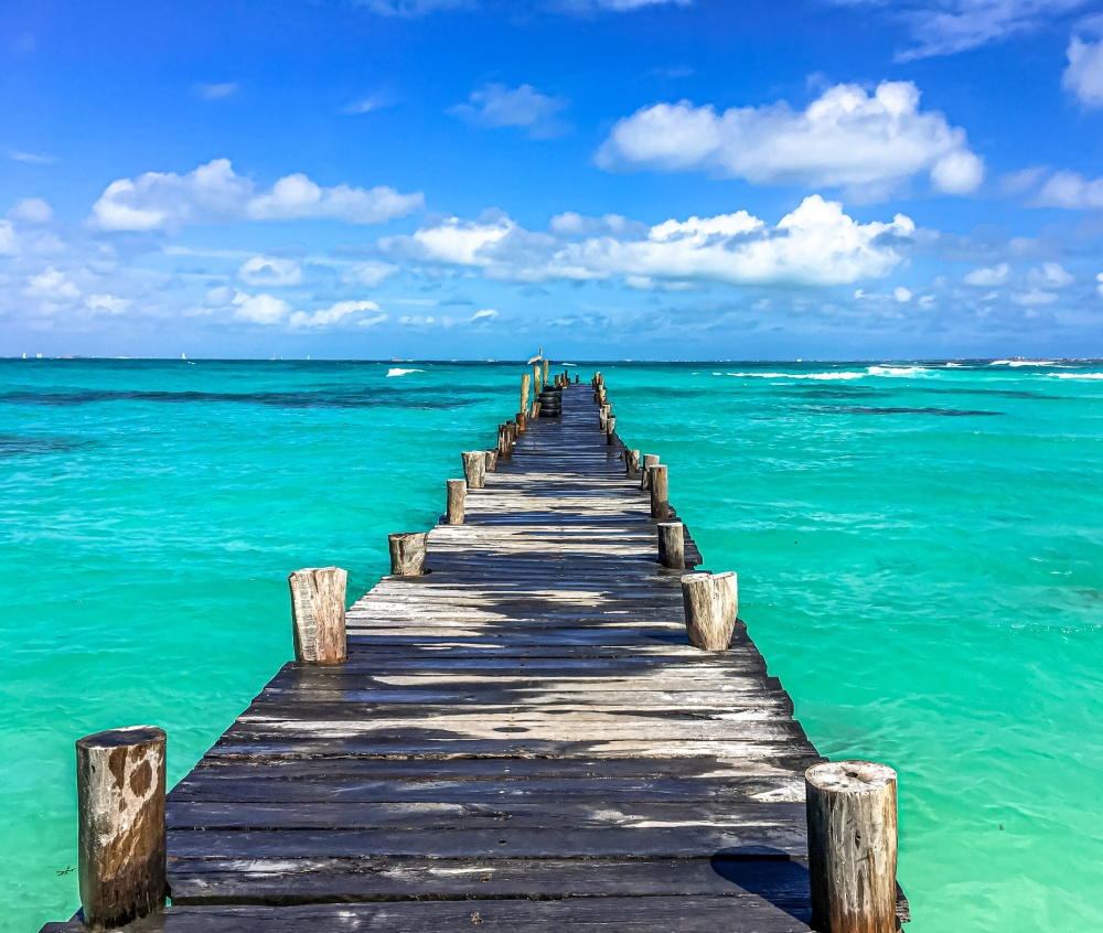 Top Beaches around Cancun Mexico