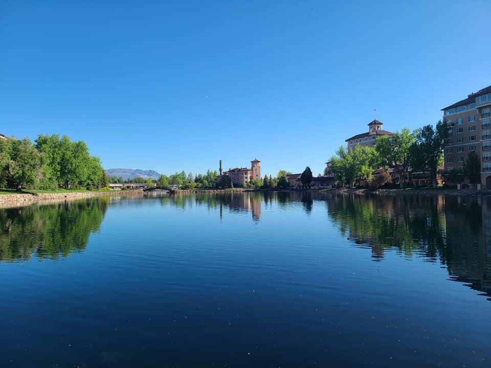 Staying at The Broadmoor In Colorado Springs, Colorado