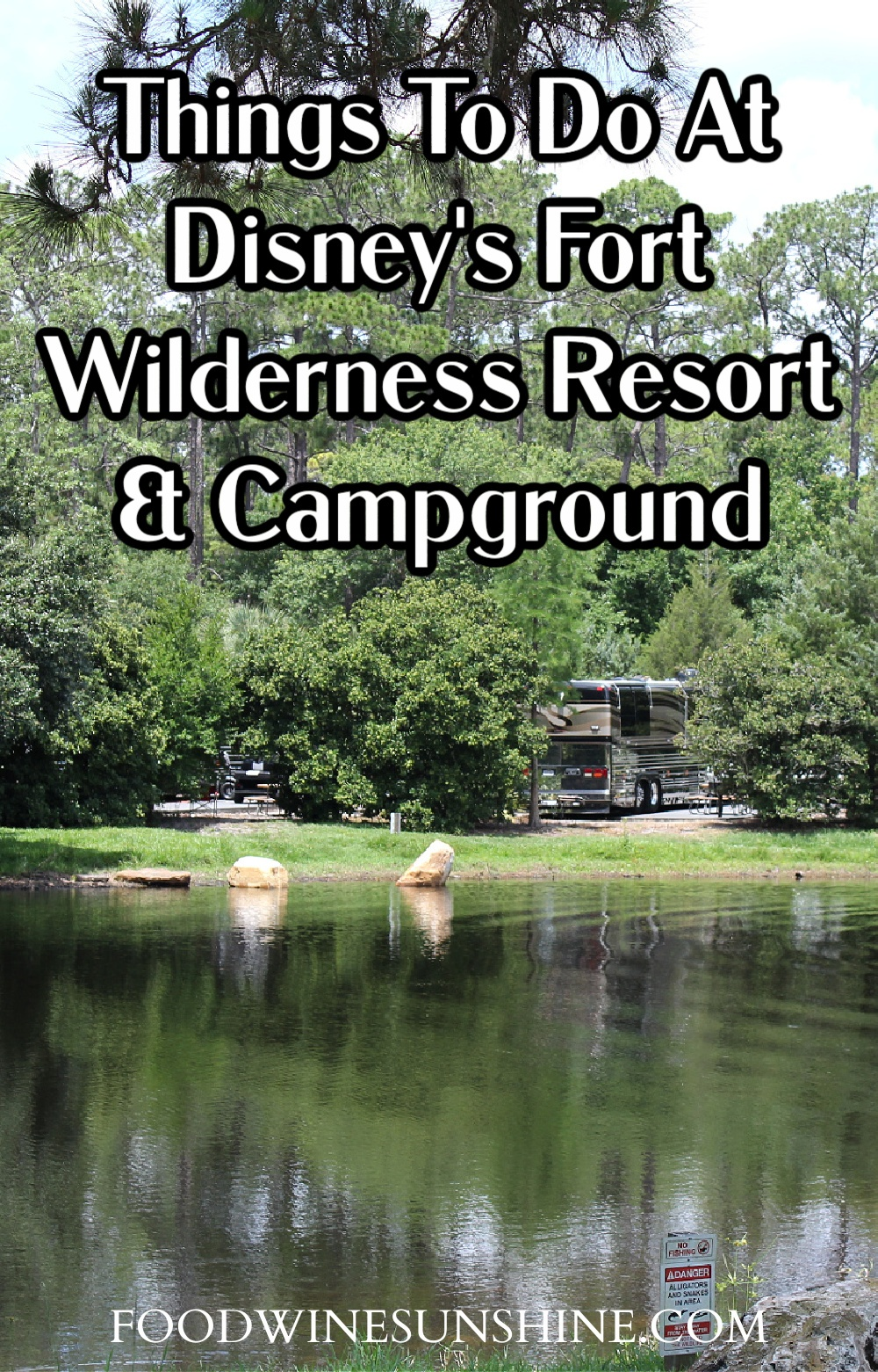 Best Things To Do At Fort Wilderness