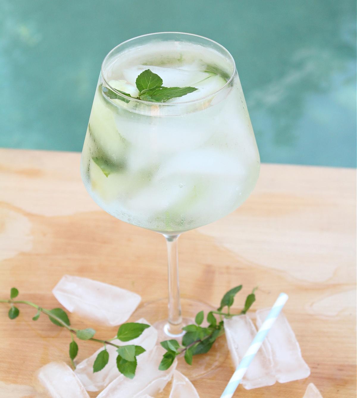 Best Cucumber Mint Cocktail