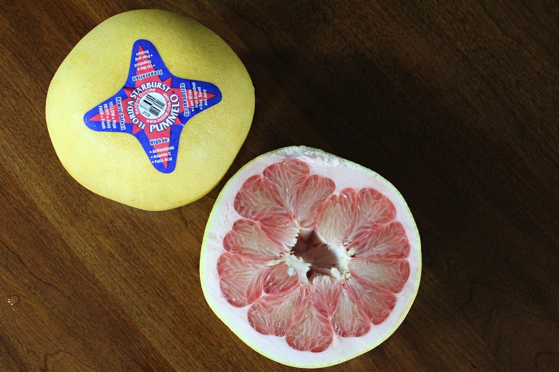 Noble Citrus starburst pummelo