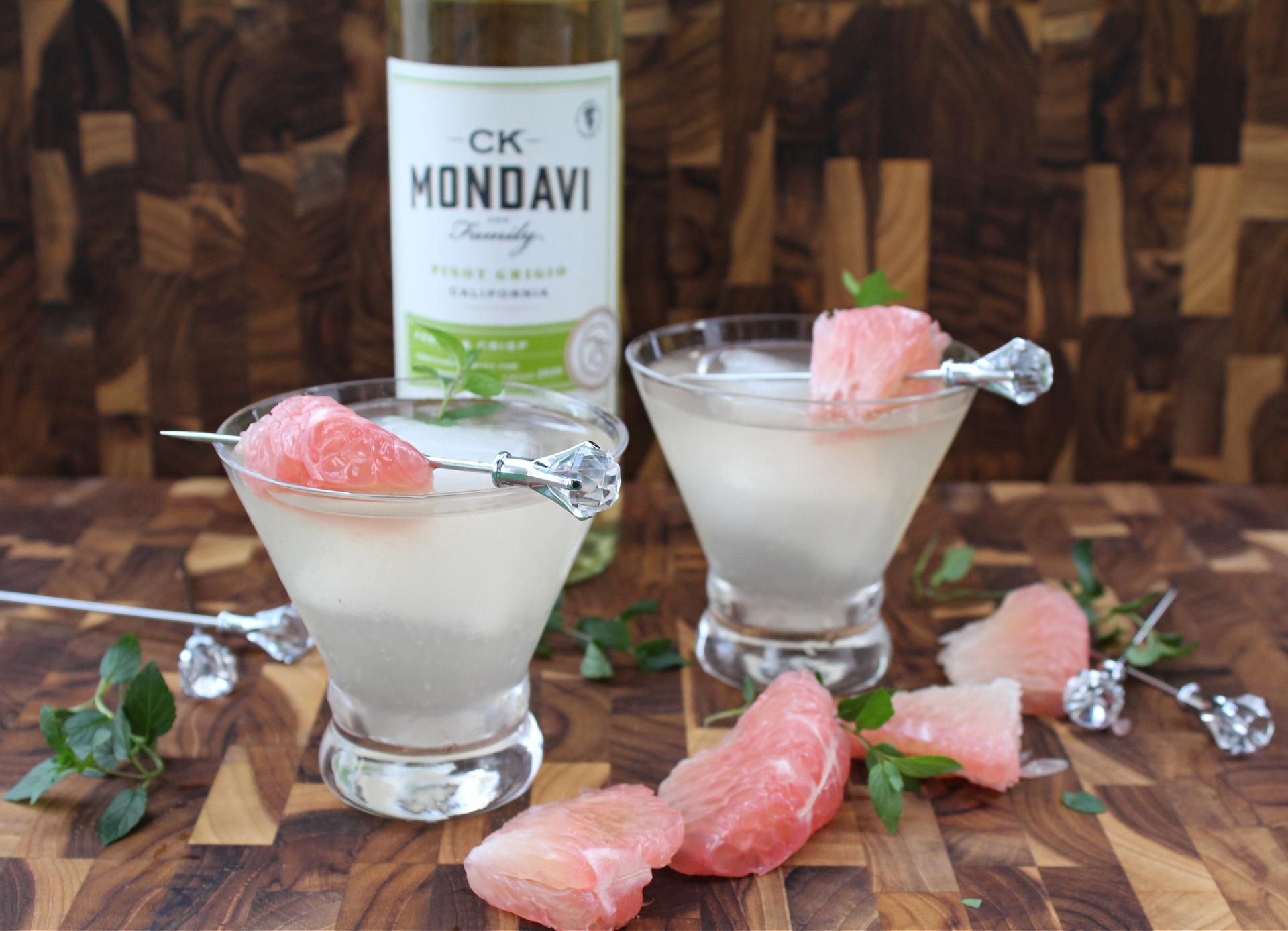 Best Pink Diamond Vodka Cocktail